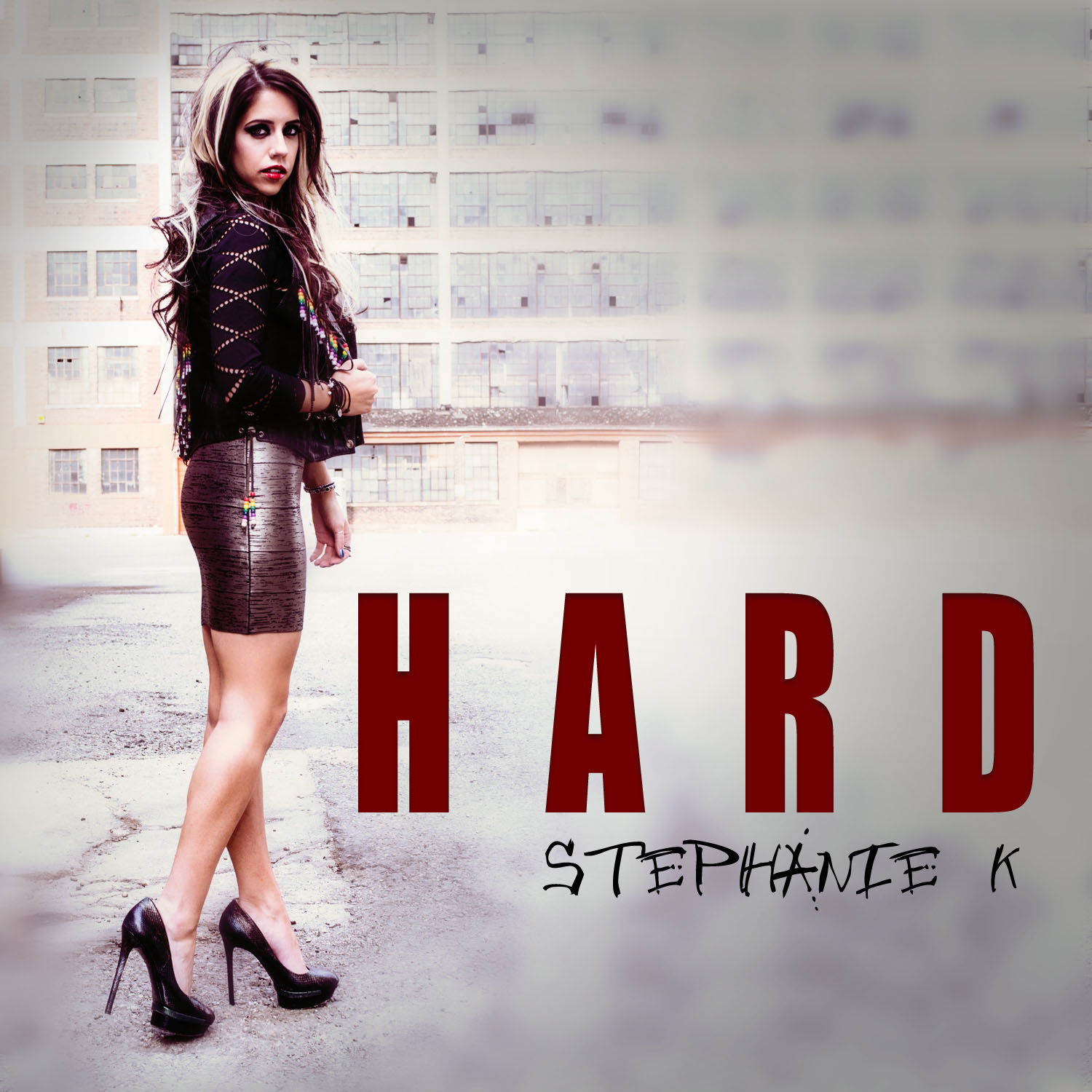 """Hard"" by Stephanie K is available on iTunes now!"